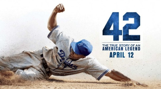 """42"" promotion poster"
