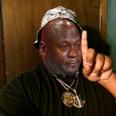 DocIsChief Jordan Cryin Meme