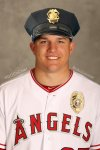 Mike Trout is police (photoshop credit to: @alsoconnor)