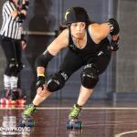 Steve Jurkovic Roller Derby Photography