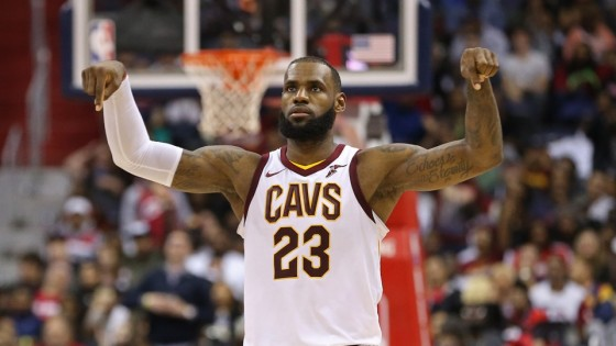 NBA: Cleveland Cavaliers at Washington Wizards